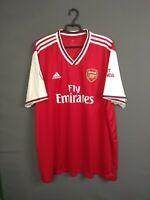 Arsenal Jersey 2019 2020 Home Size XXXL Shirt Mens Camiseta Adidas EH5637 ig93