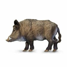 Safari Ltd. Boar Pig Hog Wildlife Replica Figure Toy 224229 New Free Shipping