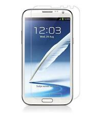 Clear Crystal LCD Screen Protector Guard Shield For Samsung Galaxy Note 2 II LTE