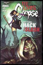The Living Corpse Annual #1 Cover B Zenescope 2009 Hack/Slash