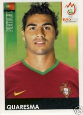 Panini Sticker EURO 2008 Nr. 118 Quaresma Portugal