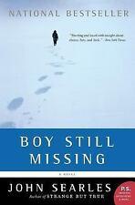 Boy Still Missing: A Novel-ExLibrary