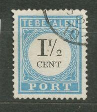 Nederland Port   4 A II gebruikt (1)