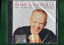 JIMMY SOMERVILLE-  THE SINGLES COLLECTION 1984/1990  CD NUOVO SIGILLATO