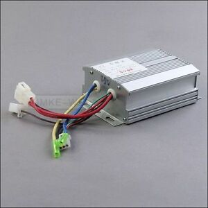 48V 800W Brush Speed Controller for Electric Scooters and Bikes