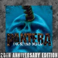 Far Beyond Driven 20 Th Anniversary Edit Pantera 2014 CD