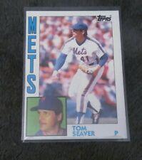 1984 Topps Tom Seaver New York Mets #740