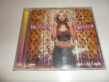 Cd    Britney Spears  ‎– Oops!...I Did It Again
