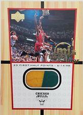 2000 Upper Deck Michael Jordan MJs Final Floor 3 Point Line 2 Tone Jumbo