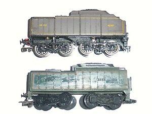 Lot JOUEF Tenders Locomotive Vapeur Train électrique HO