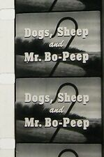 DOGS, SHEEP AND MR. BO-PEEP 16MM FILM MOVIE ON REEL IN THE CAN W30
