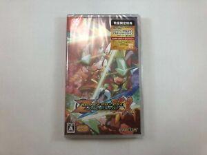 Rockman Zero/ZX Hero Collection; Nintendo Switch; Japan Import