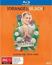 Orange Is The New Black : Season 1-3