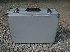 Carry Box® Aluminium Koffer Silber leer Werkzeugkoffer Alu Box Kiste Kasten