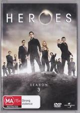 Heroes: Season 3  -  6 Disc Set