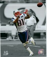 Aaron Hernandez New England Patriots NFL Action Photo OI066 (Select Size)