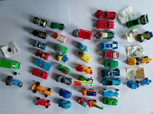 Car & Lorries Kinder Surprise toys