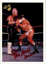 1990 Classic WWF #124 Jim Neidhart - NM-MT