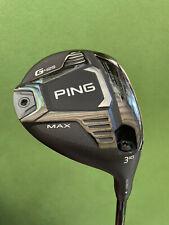 New listing Ping g425 max 3 wood stiff - Tensei Orange AV 75 S shaft - fairway driver - Nice