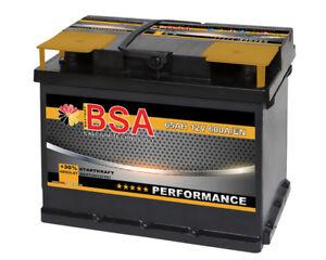 Autobatterie 12V 65Ah +30% Startkraft ersetzt 53Ah 54Ah 55Ah 60Ah 62Ah 63Ah 64Ah