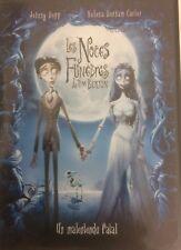 Les Noces Funèbres de Tim Burton dvd