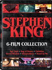 Apt Pupil / Secret Window / Bag of Bones Mini-Series Christine 1983  [DVD] NEW