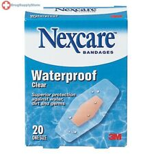 Nexcare Waterproof Assorted 20ct