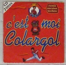 C'est moi Colargol CDs Remix version techno 1993