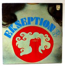EKSEPTION 3 Disque LP VINYL 33 T 6423 005 France 1970