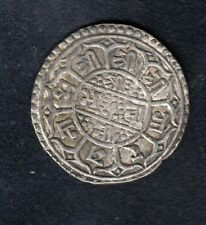 NEPAL SILVER COIN , 4,67G, #602 XF
