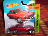 ASTON MARTIN DB 5 - HOT WHEELS-SCALA 1/55