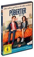 Das Pubertier - Der Film [DVD/NEU/OVP] Romanvorlage von Jan Weiler