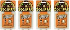 Gorilla Minis, Original Waterproof Polyurethane Glue, Four 3 gram Tubes, Brown,