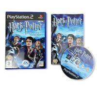 Harry Potter And The Prisoner Of Azkaban - Sony PS2 Playstation 2 With Manual