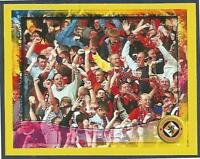 PANINI SCOTTISH PREMIER LEAGUE 2000- #127-DUNDEE UNITED SUPPORTERS
