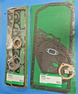 New Lucas Upper & Lower Engine Gasket Set Triumph GT6 TR6 1972-1976 Recess Block