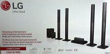 LG LHB655NW 5.1 Heimkinosystem, 1000W, Multiroom, Hi-Res,Bluetooth (C6813-C6814)
