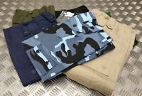 Kids ARMY Children's Combat Army Cargo Uniform Trousers - Military Soldier - NEW