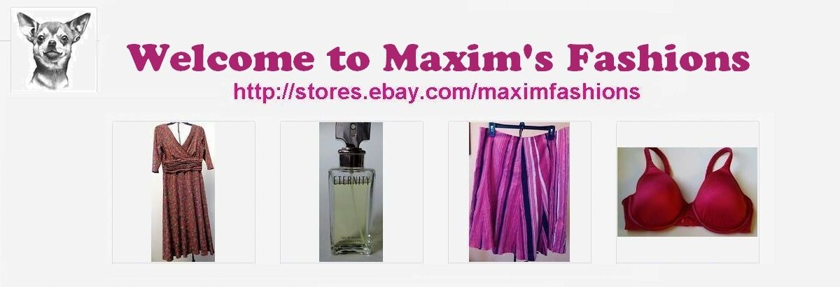 Welcome to Maxim Fashions