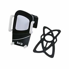 IBRA® Bike Phone Mount Bicycle Holder, Universal Cradle Clamp for iOS Android