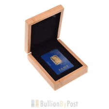 Pamp Suisse Gold Bullion Bars