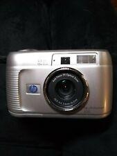 HP Photosmart 620 Digital Camera With Auto Focus 3X Optical Zoom Lens