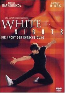 White Nights - Die Nacht der Entscheidung  * DVD * NEU / OVP   Mikhail Baryshnik