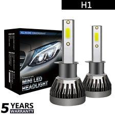 H1 Coche Faro LED Lámpara Replace Blanco para Bombilla 6000K COB 36W MINI1 A4