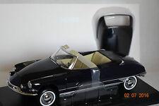 Citroen DS19 Cabriolet 1961 dunkel blau. 1:18 Norev neu & OVP 181564