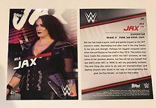 Nia Jax - Jumbo 5x7 2016 WWE Topps Divas Revolution #04/49 Made