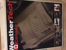 WeatherTech floorliners mats for 2015 Hyundai Elentra - Black
