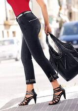 7/8-Jeans, Vivien Caron. Blue stone. Gr. 36. NEU!!! KP 59,99 € SALE%%%