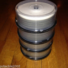 100 pack Ritek Ridata BLU RAY DISC 50GB 50 GB 6X WHT PRINTABLE  BD-R DL SPINDLE