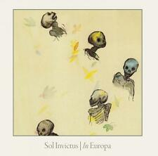 Sol Invictus-in Europa CD + DVD Tony Wakeford Death in June Blood Axis Forseti